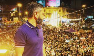 danny ghosen slag om libanon