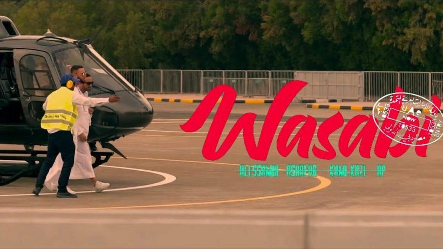 Ali Ssamid releast zomerse track Wasabi
